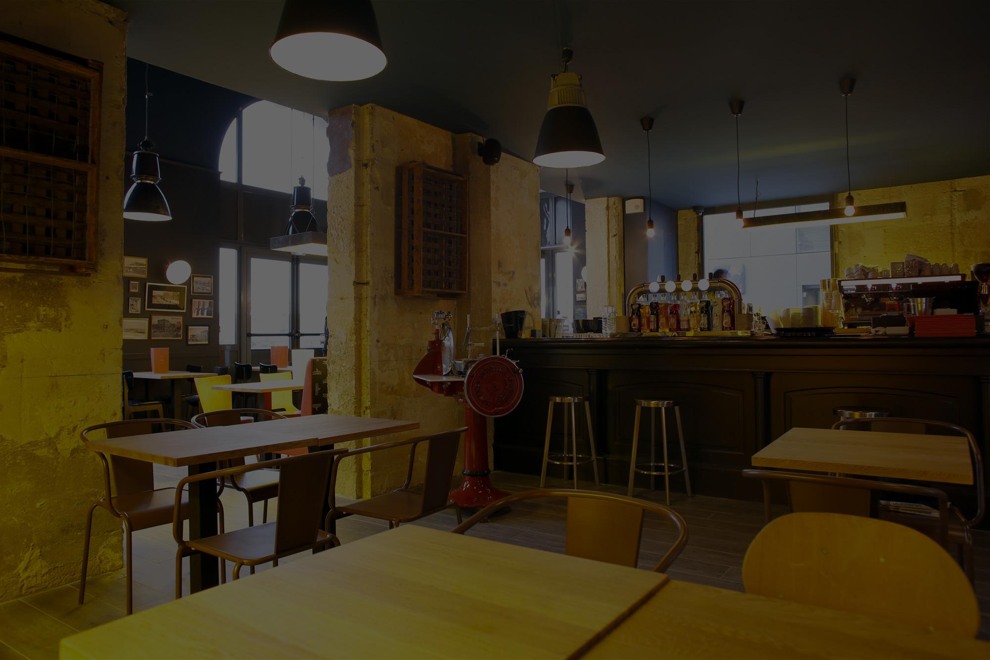 Siman Restaurant Panoramique Bordeaux