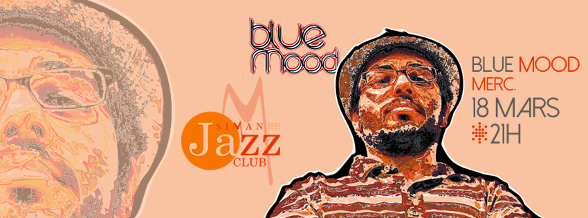 BLUE MOOD // MERCREDI 18 MARS