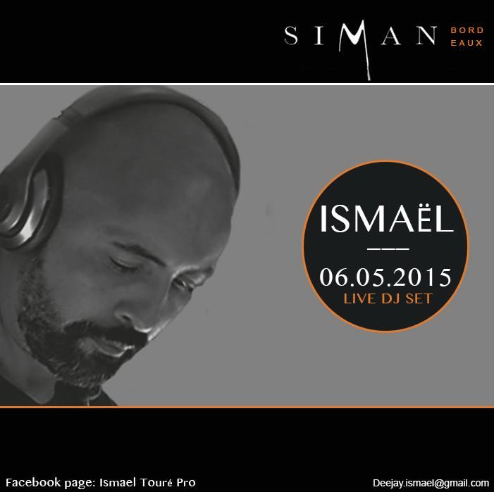 DEEJAY ISMAEL // SAMEDI 09 MAI
