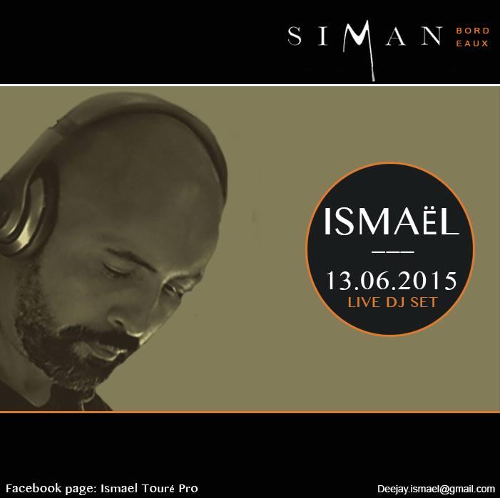 ISAMEL // SAMEDI 13 JUIN