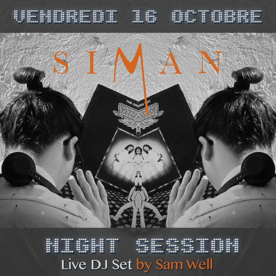 SAM WELL // VENDREDI 16 OCTOBRE